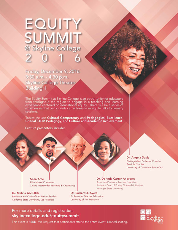 equity summit flyer 2016